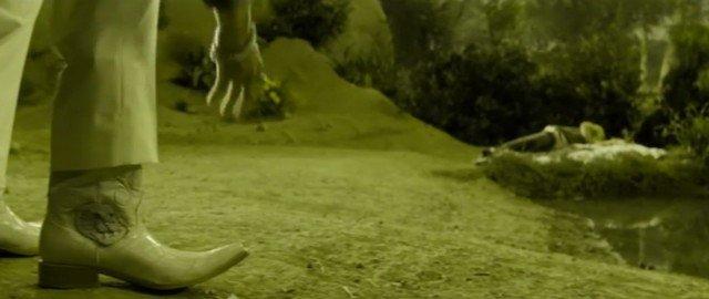 Casa De Mi Padre Onza (Gael Garcia Bernal) Cowboy Boots - 8