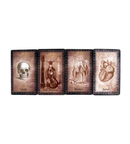 Now You See Me Hero Tarot Cards Movie Props