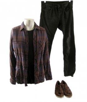 Don't Breathe Alex (Dylan Minnette) Movie Costumes