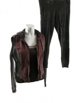Don't Breathe Rocky (Jane Levy) Movie Costumes