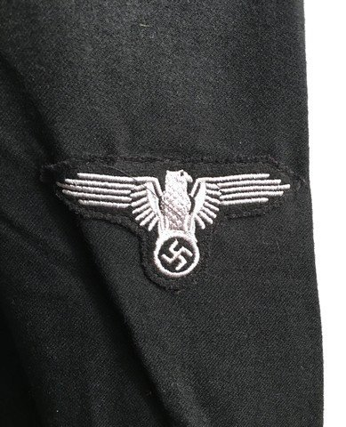 Inglourious Basterds Nazi Usher's Movie Costumes - 2
