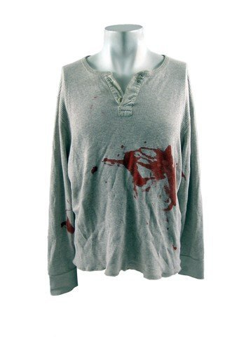 I, Zombie Principal Zombie Bloody Shirt Movie Costumes