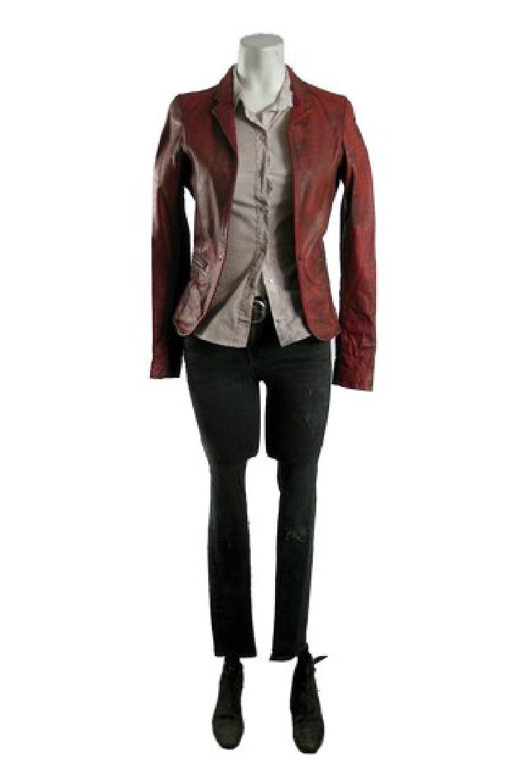 Resident Evil: The Final Chapter Claire Redfield (Ali