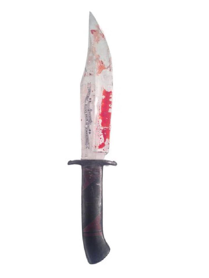 Resident Evil 6 Dr. Isaacs (Iain Glen) Vengeance Knife