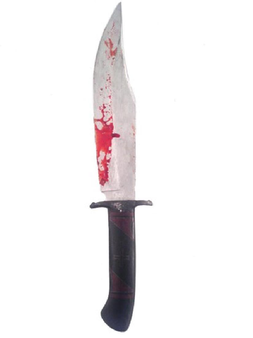 Resident Evil 6 Dr. Isaacs (Iain Glen) Vengeance Knife - 3