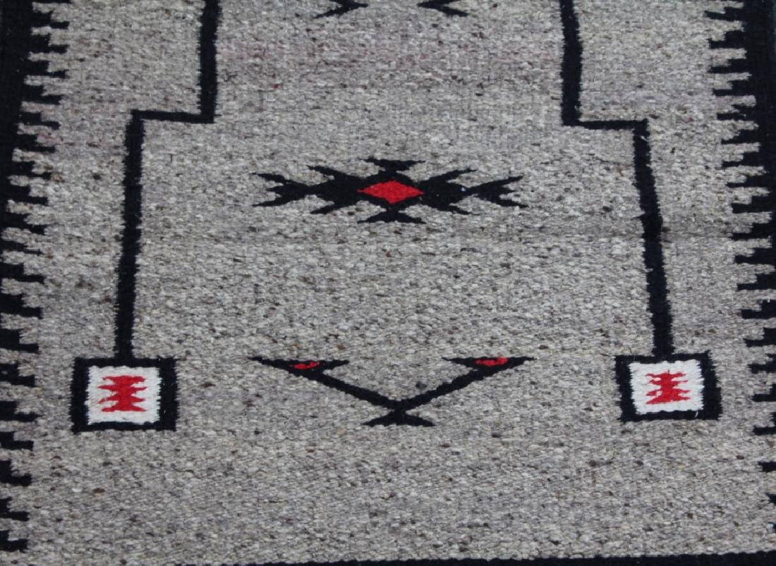 MEXICAN ZAPOTEC WOOL RUG - 2
