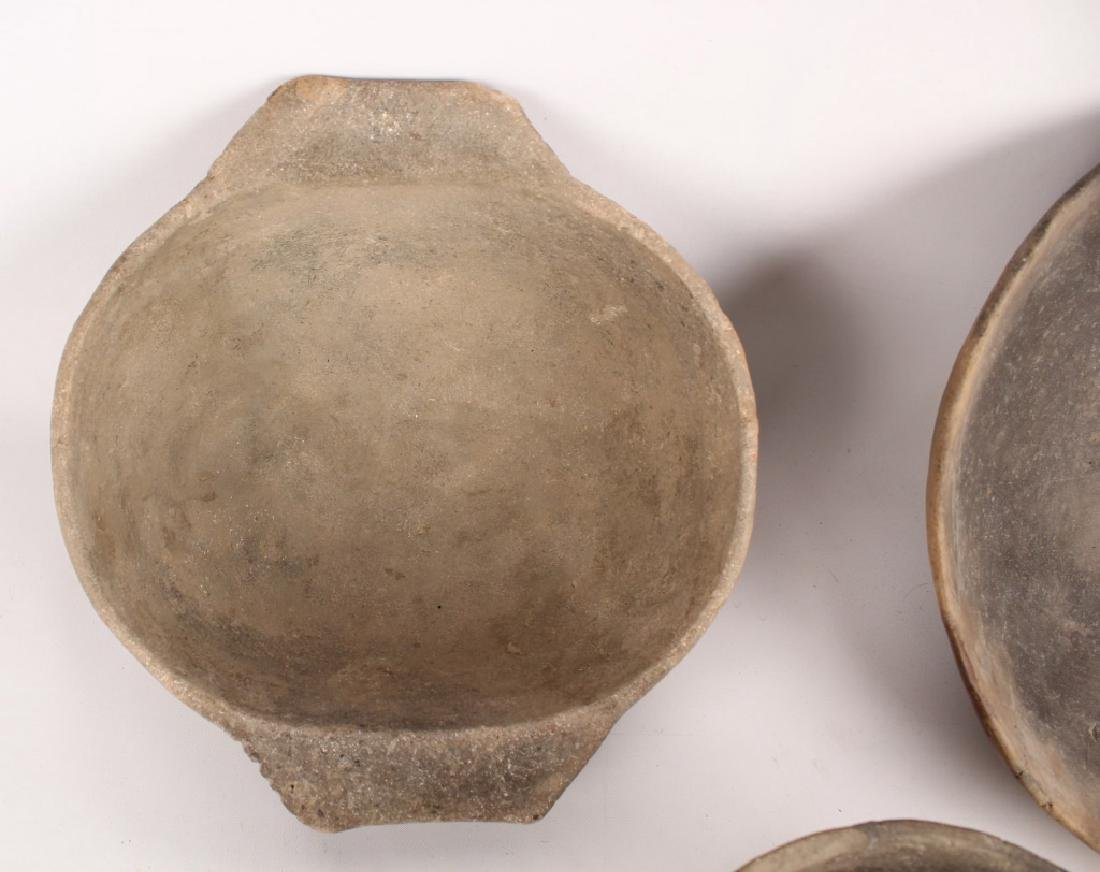 3 MISSISSIPPI POTTERY BOWLS - 2