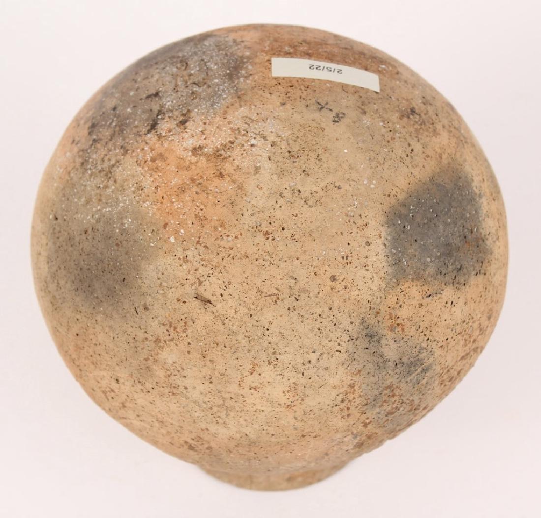 HOPEWELL POTTERY JAR FROM ARKANSAS - 3