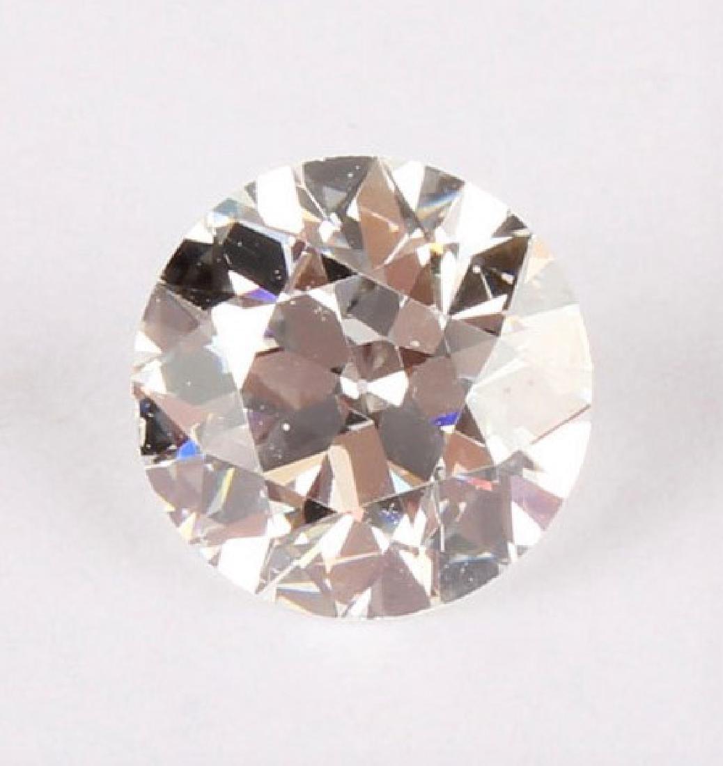 GIA CERTIFIED 1.80CT F VS2 ROUND BRILLIANT DIAMOND