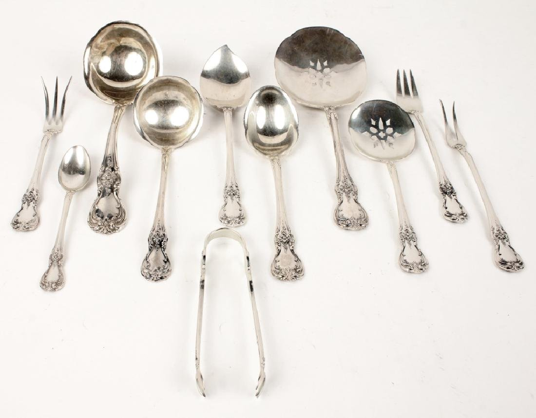 11 TOWLE CARTIER STERLING SILVER OLD MASTER PIECES - 2