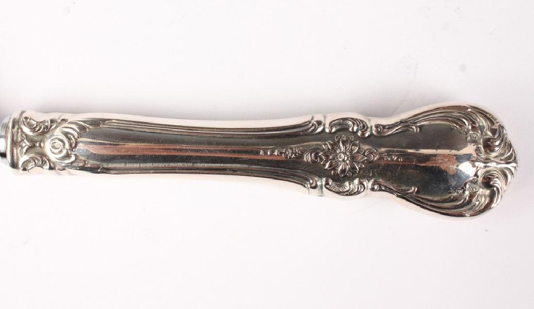 6 TOWLE CARTIER STERLING SILVER OLD MASTER PIECES - 3