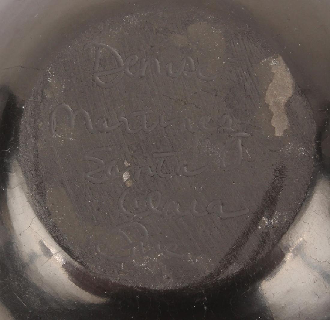 DENISE MARTINEZ SANTA CLARA BLACKWARE JAR - 4