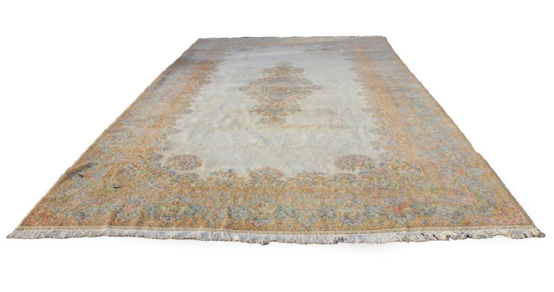 "ROYAL KERMAN KARASTAN PALACE RUG 9'5"" X 18'6"""
