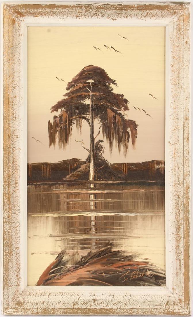 JAMES GIBSON FLORIDA HIGHWAYMEN CYPRESS TREE