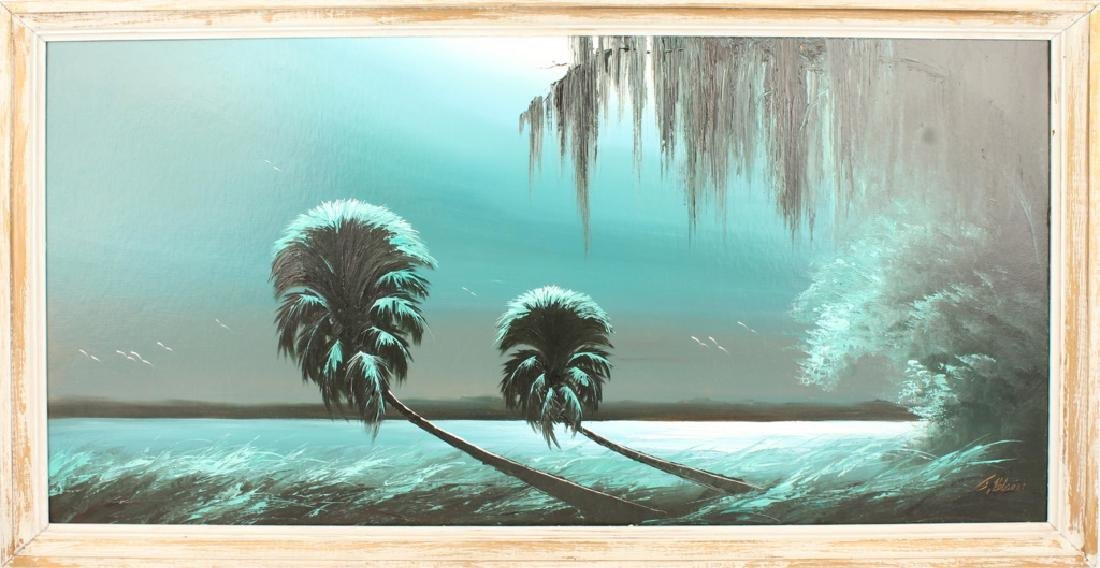 JAMES GIBSON FLORIDA HIGHWAYMEN WETLAND OIL