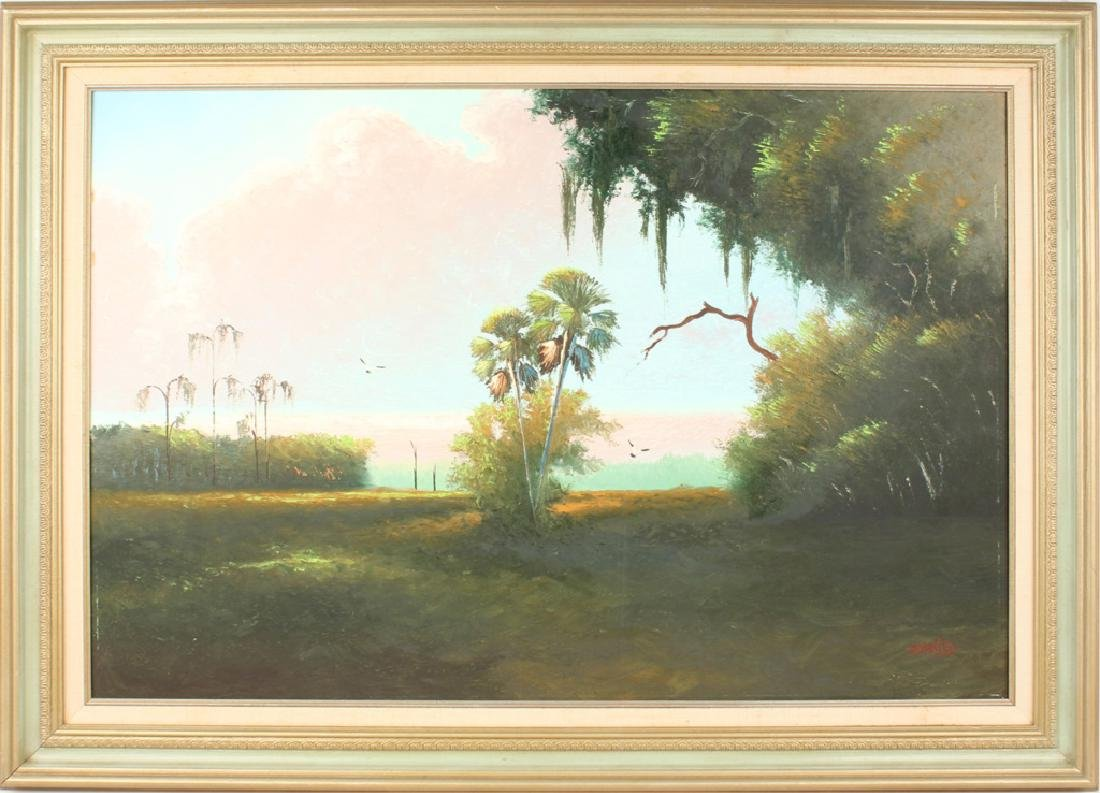 JOHNNY DANIELS FLORIDA HIGHWAYMEN LATE AFTERNOON