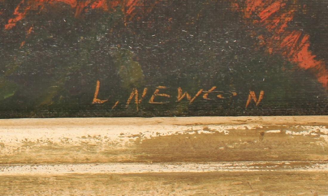 LEMUEL NEWTON FLORIDA HIGHWAYMEN SUNSET LANDSCAPE - 3