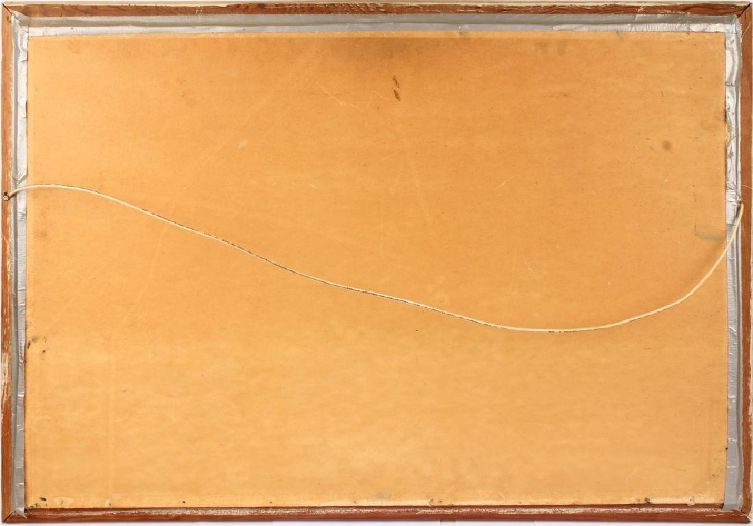 LEMUEL NEWTON FLORIDA HIGHWAYMEN SUNSET LANDSCAPE - 4