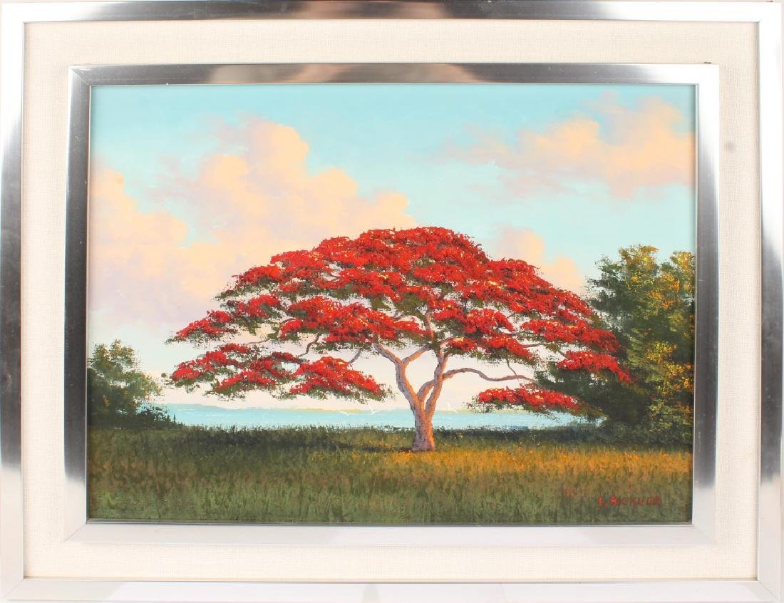 ELLIS BUCKNER FLORIDA HIGHWAYMEN ROYAL POINCIANA
