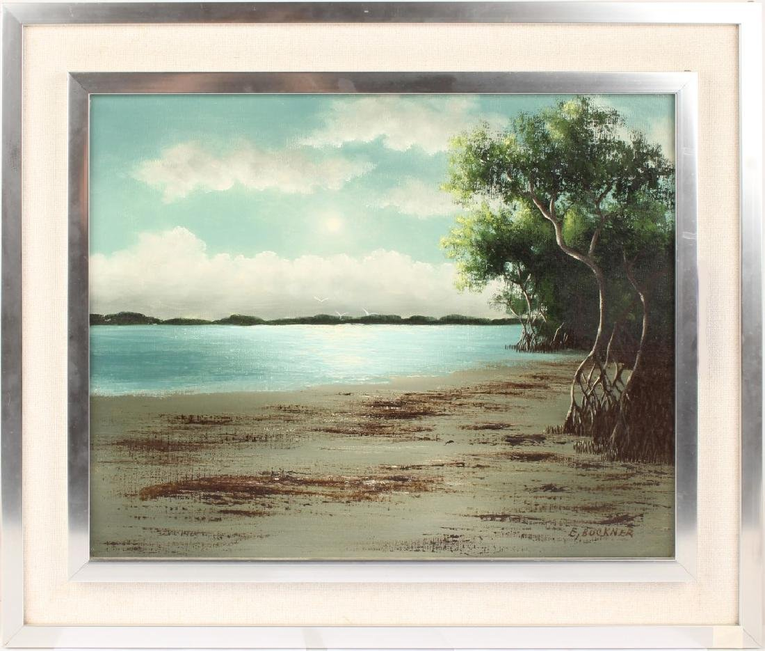 ELLIS BUCKNER FLORIDA HIGHWAYMEN CLOUDY SHORELINE