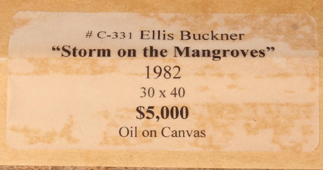 ELLIS BUCKNER FLORIDA HIGHWAYMEN STORM MANGROVES - 5