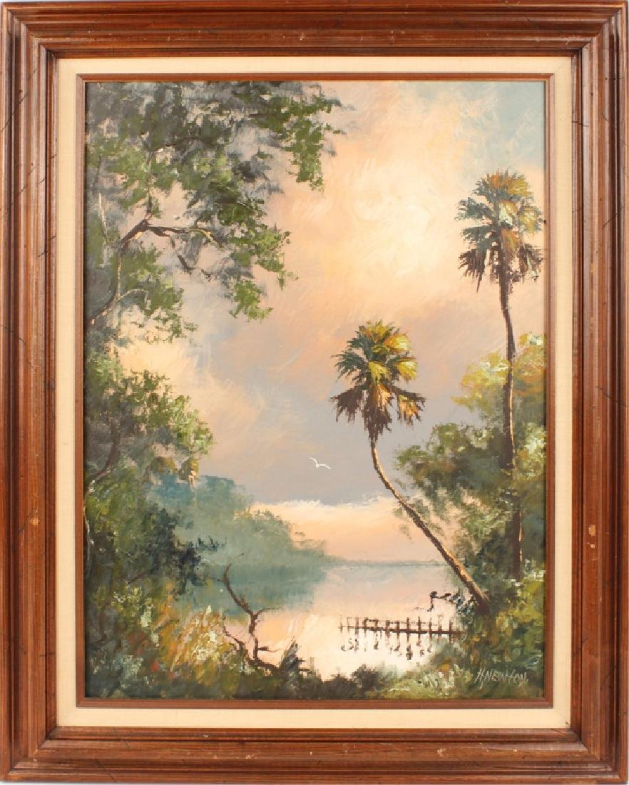 HAROLD NEWTON FLORIDA HIGHWAYMEN WETLAND OIL