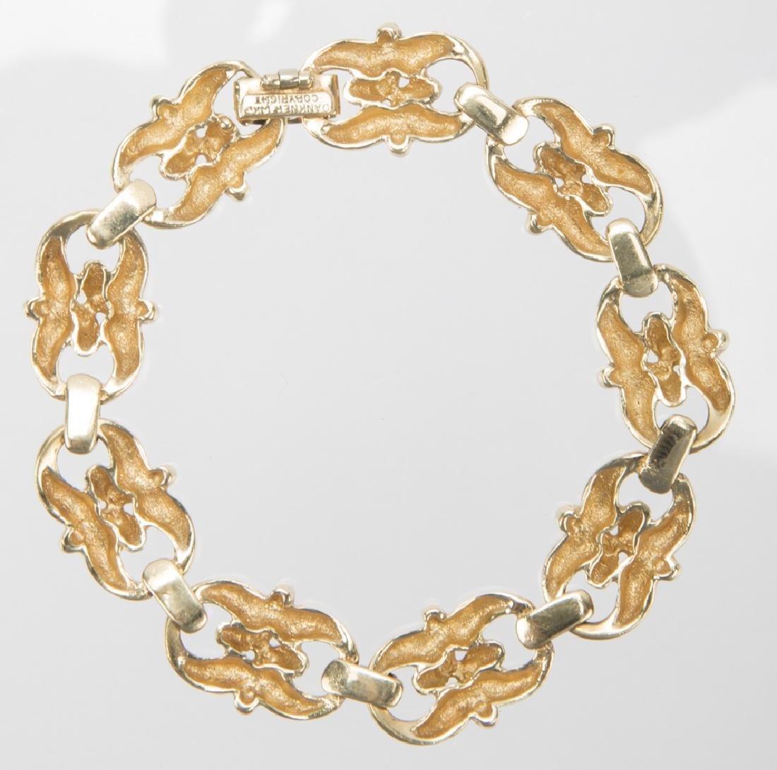 LADIES 14K YELLOW GOLD JOURNEY LINK BRACELET - 2