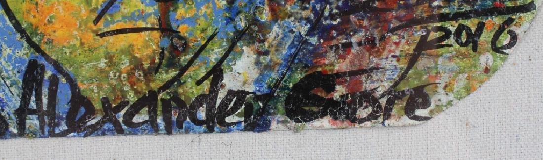ALEXANDER GORE GROTESQUE ART - 2
