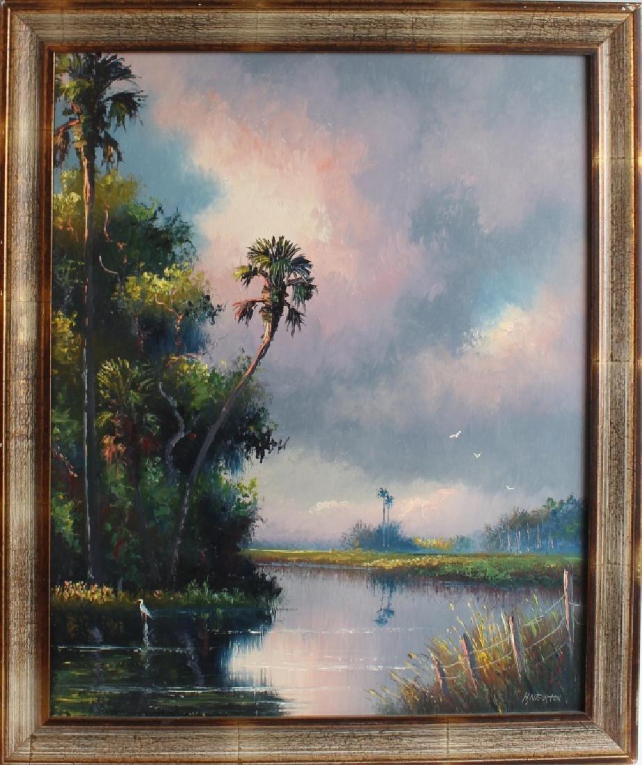 HAROLD NEWTON FLORIDA HIGHWAYMEN WATERWAY INLET