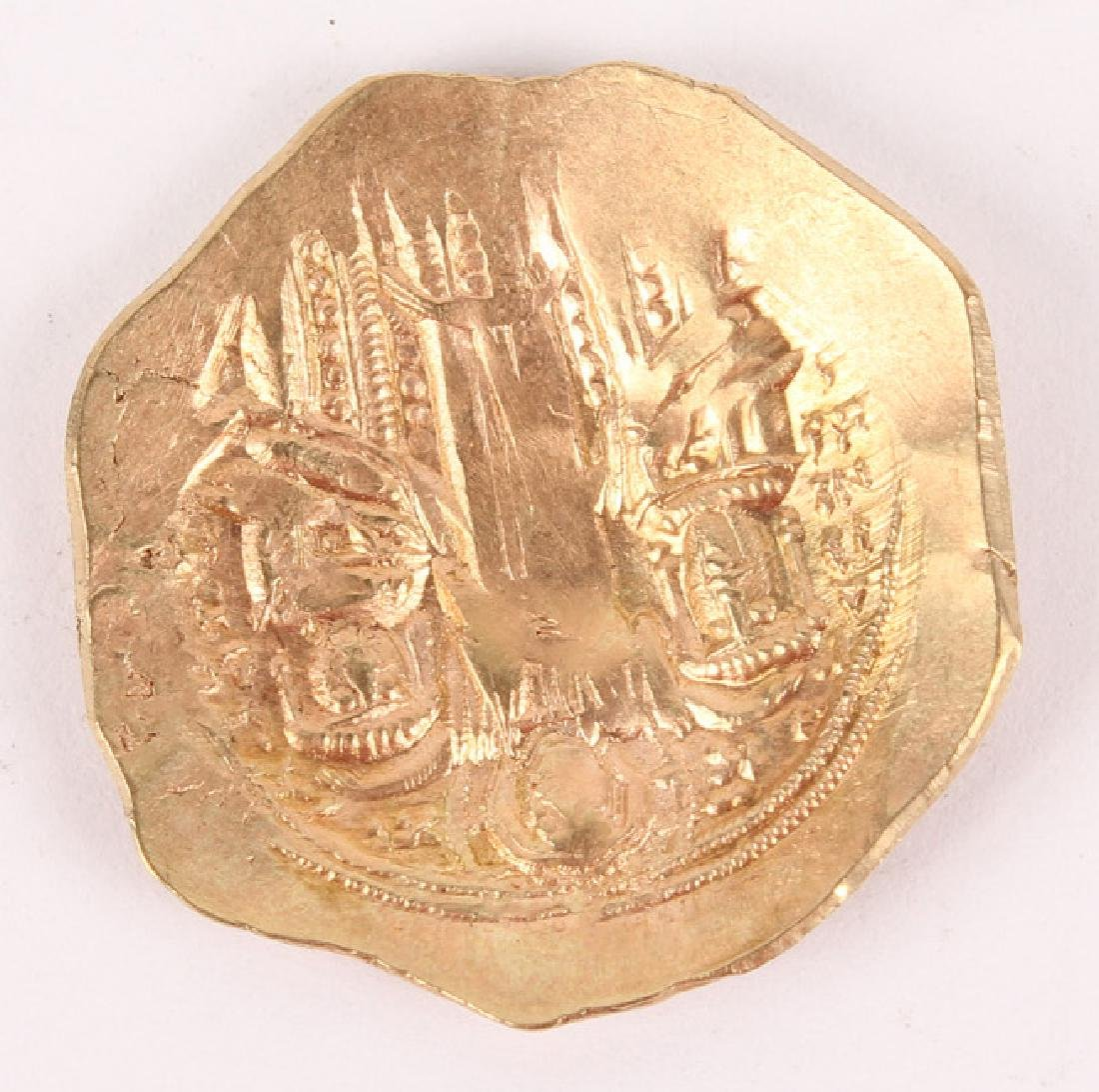 EARLY BYZANTINE GOLD SOLIDUS