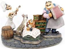 CLASSIC WALT DISNEY COLLECTION - LADY & THE TRAMP