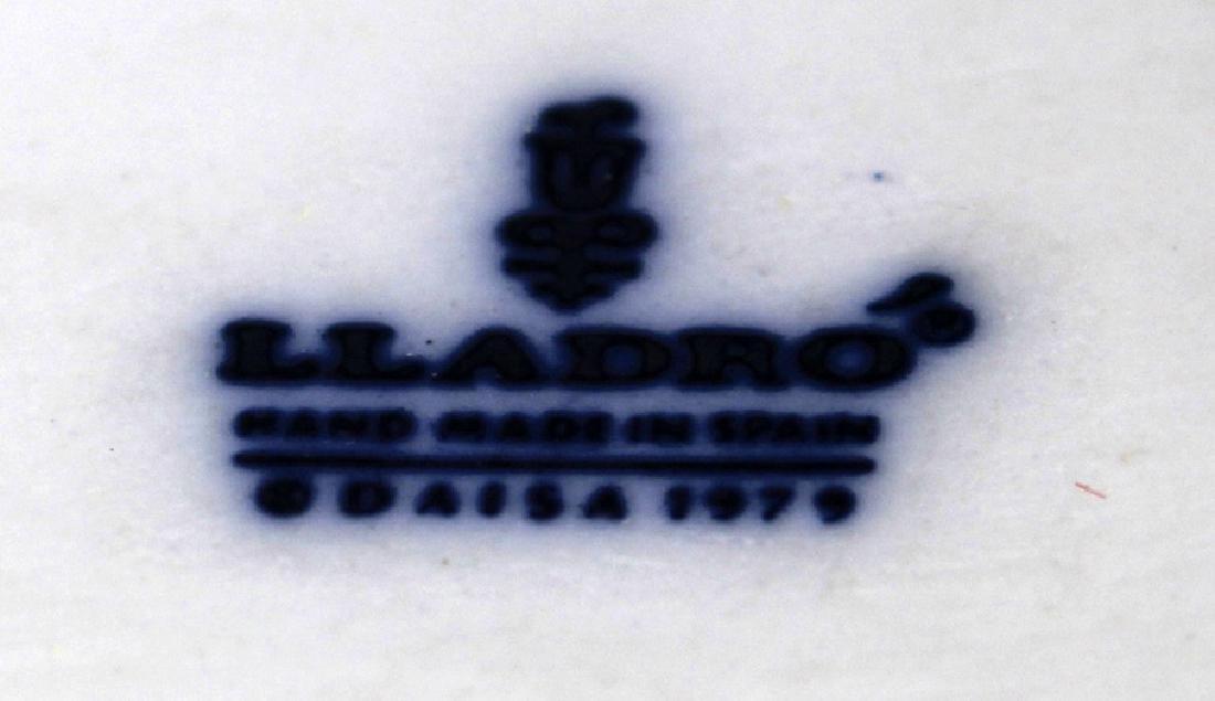 LLADRO PORCELAIN FIGURINE SLEIGH RIDE - 5