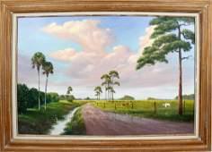 AHMED ELTEMTAMY FLORIDA ARTIST INDIAN RIVER CANAL