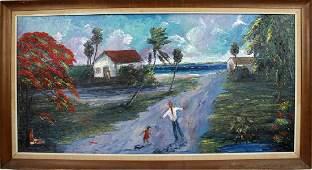 CHICO WHEELER FLORIDA HIGHWAYMEN WALK TO THE BEACH