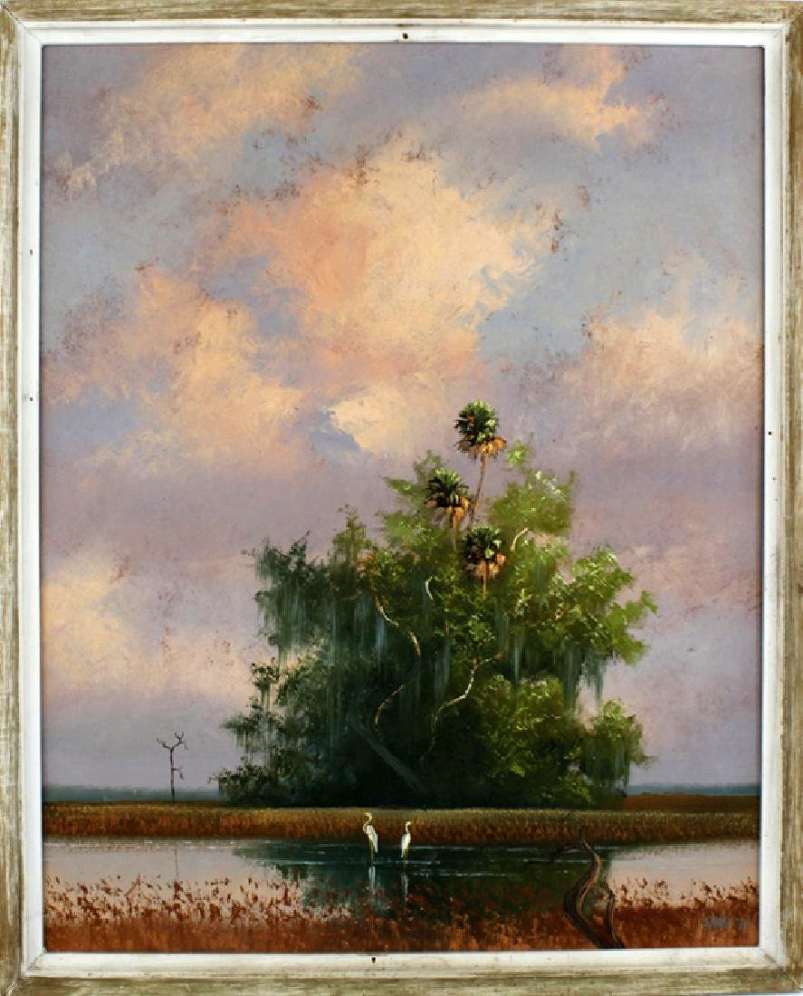LIVINGSTON ROBERTS FLORIDA HIGHWAYMEN MARSHLAND