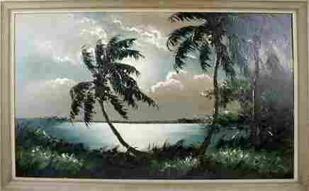 HAROLD NEWTON FLORIDA HIGHWAYMEN INDIAN RIVER
