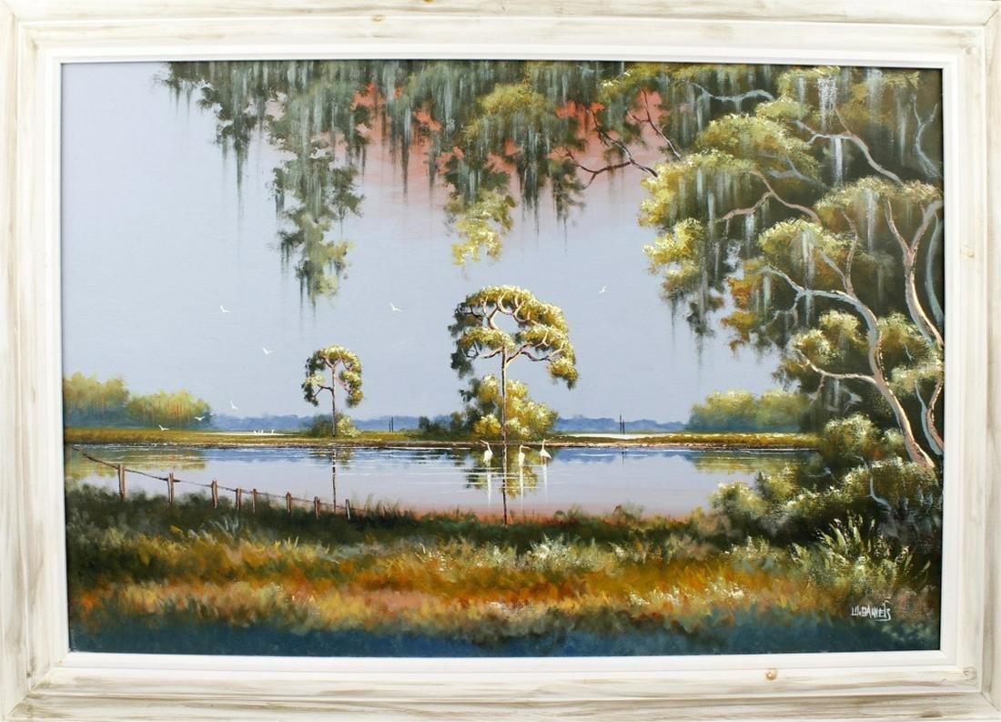 WILLIE DANIELS FLORIDA HIGHWAYMEN ST. LUCIE RIVER