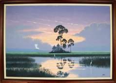 LIVINGSTON ROBERTS FLORIDA HIGHWYAMEN WETLAND