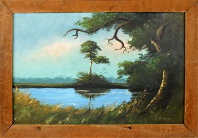 LEMUEL NEWTON FLORIDA HIGHWAYMEN ST. LUCIE RIVER