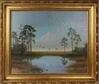 CHARLES WALKER FLORIDA HIGHWAYMEN WETLAND DAY