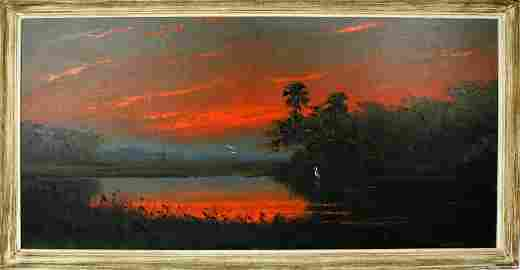 HAROLD NEWTON FLORIDA HIGHWAYMEN FIRESKY