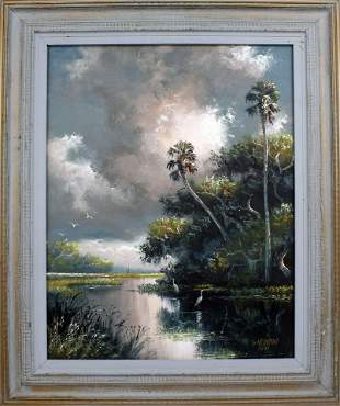 SAM NEWTON FLORIDA HIGHWAYMEN SOUTH FORK