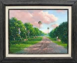 AHMED ELTEMTAMY FLORIDA ARTIST ORANGE GROVE