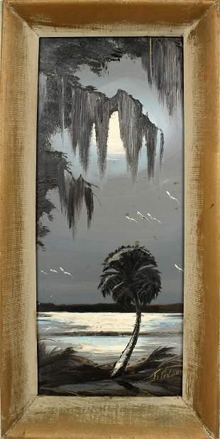 JAMES GIBSON FLORIDA HIGHWAYMEN MONOCHROMATIC