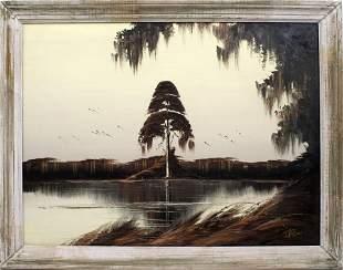 JAMES GIBSON FLORIDA HIGHWAYMEN SEPIA TONE