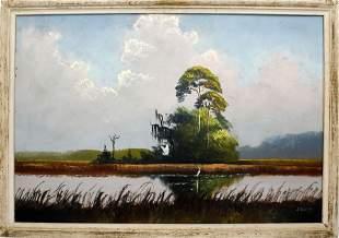 LIVINGSTON ROBERTS FLORIDA HIGHWAYMEN BACKWOODS