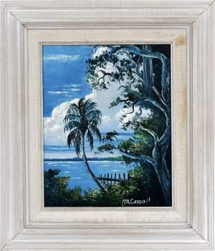 MARY ANN CARROLL FLORIDA HIGHWAYMEN RIVERVIEW