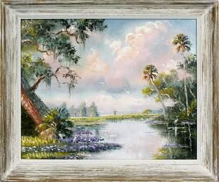 SAM NEWTON FLORIDA HIGHWAYMEN IRIS WATERS