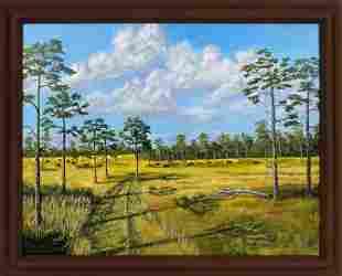 CAROLANN KNAPP FLORIDA ARTIST SOUTH COUNTRY RANCH