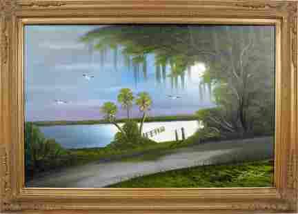 AL BLACK FLORIDA HIGHWAYMEN MOONLIGHT FLIGHT
